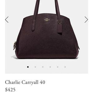 Brand new coach purse